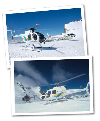 Scenic Helicopter Flights from Milford Sound