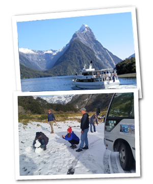 Milford Sound Guided Day Tour departing from Te Anau. Number 1 on tripadvisor